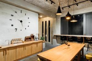 八番私人住宅 餐廳或用餐的地方