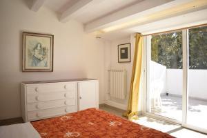 Letto o letti in una camera di Villa Aurea Bed and Breakfast