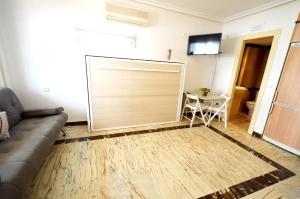 Zona de estar de Studio Al Marina