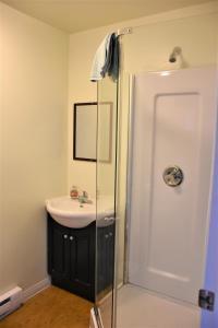 Ванная комната в North Coast Trail Backpackers Ltd