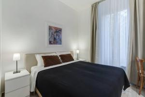 Letto o letti in una camera di Guesthouse Sant'Angelo