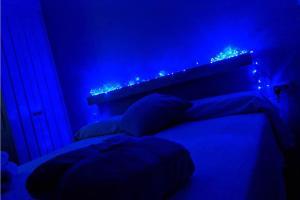 Cama o camas de una habitación en Apartament Can Trona 1B