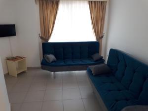 Гостиная зона в Paradise Apart Hotel