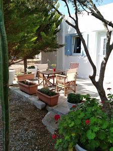Αίθριο ή υπαίθριος χώρος στο Sourmeli Garden Hotel