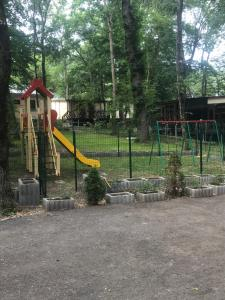 "Children's play area at База отдыха""Ручеёк"""