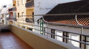 A balcony or terrace at TuHome Neptuno I