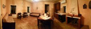 A restaurant or other place to eat at Agriturismo Fonte di Maroglio