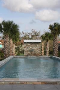A piscina localizada em Blije Rust ou nos arredores
