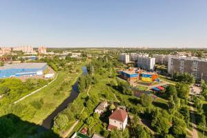 A bird's-eye view of Апартаменты Fon Haus на Рощинской