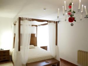 Un ou plusieurs lits dans un hébergement de l'établissement Dom Dinis Marvão