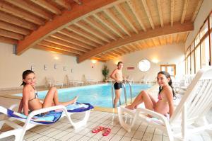 Guests staying at Résidence Goélia Les 4 Vallées