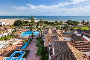 A view of the pool at Barceló Isla Canela or nearby