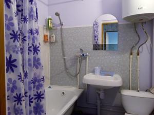 Ванная комната в Апартаменты в пгт Грибановский