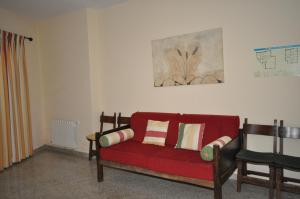A seating area at Casa do Preto