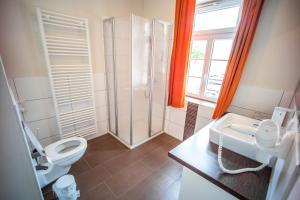 Ванная комната в Domäne am See