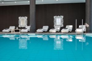 The swimming pool at or close to Diamond Deluxe Hotel - Adults Only