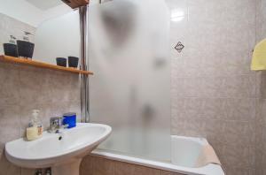 Ванная комната в Apartments Iris