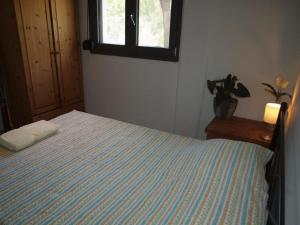 A bed or beds in a room at Pelion Holiday Villa