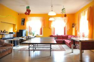 Restauracja lub miejsce do jedzenia w obiekcie Ośrodek Wypoczynkowy Maćkowice
