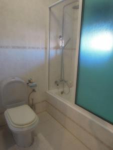Um banheiro em Sótão do avô