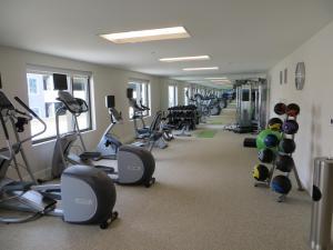 Фитнес-центр и/или тренажеры в The Alexander, A Dolce Hotel
