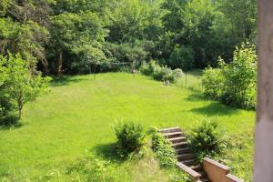 Zahrada ubytování Jurincom apartments Kralovska Vyhlidka