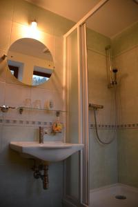 Een badkamer bij Penzion Art kutna Hora
