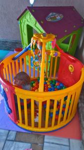 Детски клуб в Семеен хотел КАЛИНА