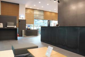 The lobby or reception area at Hyundai Residence