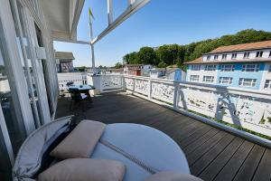 A balcony or terrace at Johanna - Penthouse Nautilus 16
