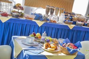 Možnosti snídaně pro hosty v ubytování Hotel Minerva