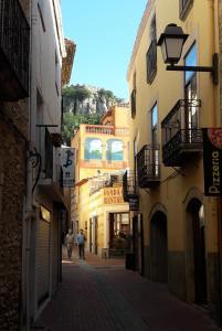 El barri de l'hotel o un barri que hi ha a prop