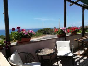 Balcone o terrazza di Andrea E Valentina
