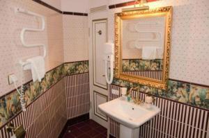 Ванная комната в Роял Сити Отель