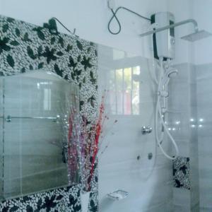 Nasareth Villa Unawatunaにあるバスルーム