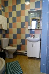 Ванная комната в Apartamenty Na Sovetskoy