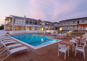 The swimming pool at or near Sesa Boutique Hotel & Restaurant - Small Luxury Hotels of The World