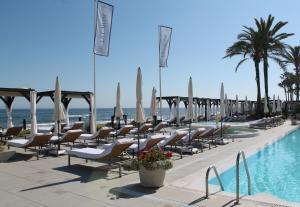 Poolen vid eller i närheten av Los Monteros Marbella Hotel & Spa