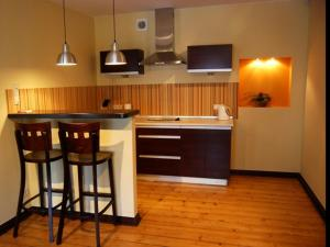 Kuchnia lub aneks kuchenny w obiekcie Home & Travel