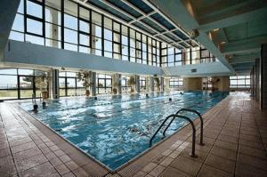 The swimming pool at or near Ye'arim Hotel