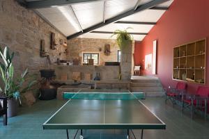 Ping-pong facilities at Casas de Sequeiros or nearby