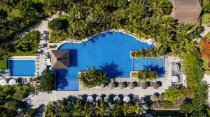 Tầm nhìn từ trên cao của The Cliff Resort & Residences