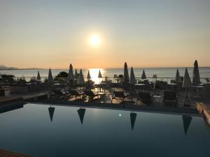 Lever ou coucher de soleil vu de l'appart'hôtel ou à proximité