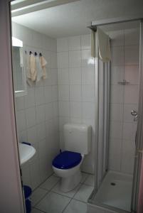 Ein Badezimmer in der Unterkunft Apartment Riverholiday