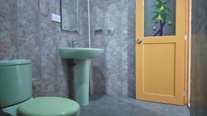A bathroom at Samadhi Guest Inn Ella