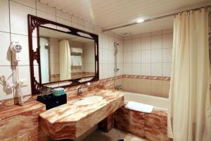 景園大飯店衛浴