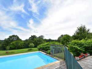 The swimming pool at or near Modern Holiday Home in Marquay with Swimming Pool