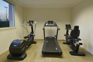 Palestra o centro fitness di Tulip Inn Turin West Rivoli