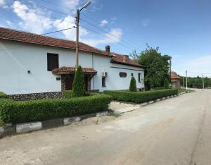Сградата, в която се намира ваканционната къща
