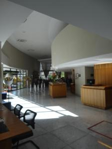 The lobby or reception area at Flat Aconchegante Boa Viagem 2 Quartos